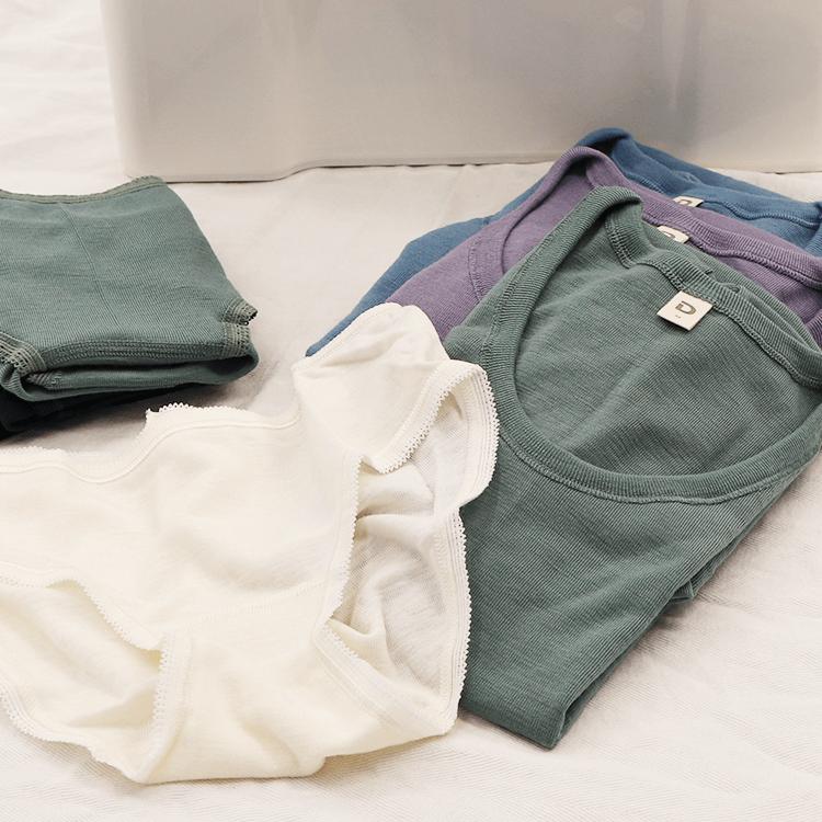 4 eenvoudige adviezen: hoe je jouw wollen ondergoed op de juiste manier opbergt en zo mot voorkomt