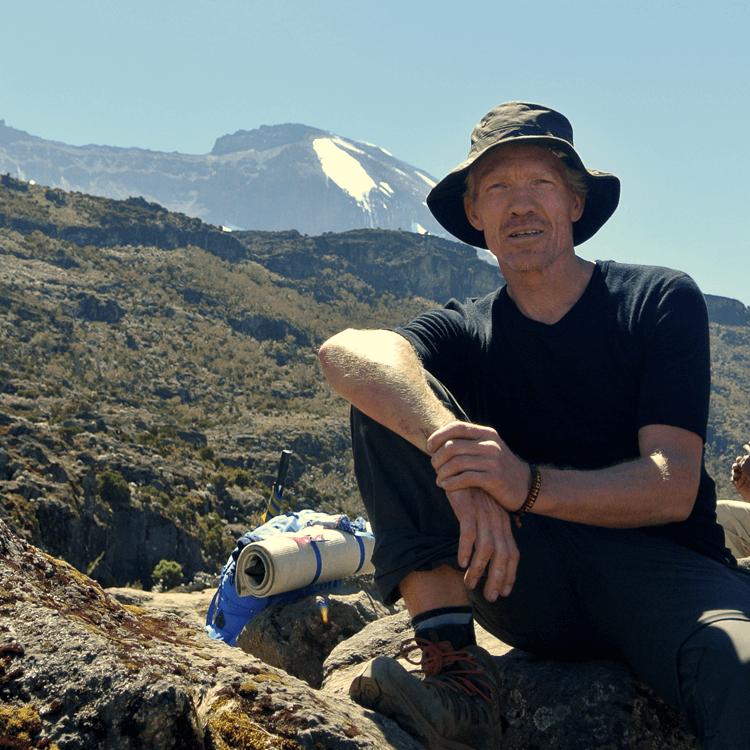 DILLING ondergoed getest op de Kilimanjaro