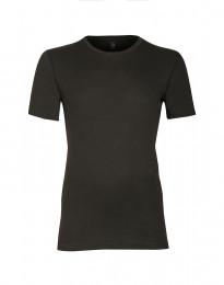 Premium classic - katoenen heren t-shirt donkergroen
