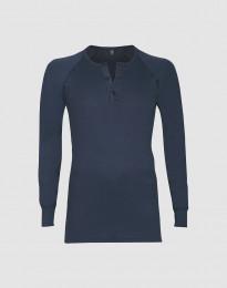 Premium classic - katoenen shirt voor herendonkerblauw