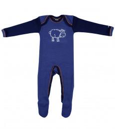Baby kruippakje donkerblauw