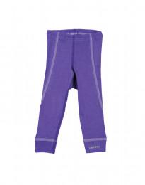 Merinos legging baby lila