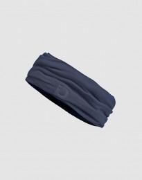 Colsjaal voor kinderen - Exclusief natuurlijke merinowol blauw grijs