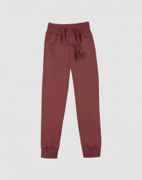 Kinderbroek van terry rouge