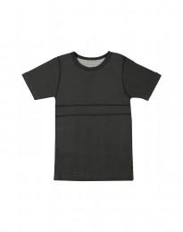 Zacht katoenen T-shirt donkergroen