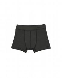 Katoenen boxershorts voor jongens donkergroen