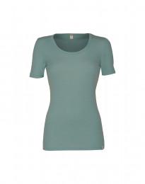 Merino dames T-shirt lichtgroen
