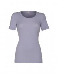 Merino dames T-shirt lila