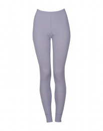 Leggings voor vrouwen - BIOmerinowol lila