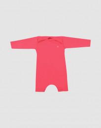 Baby romper met UV-bescherming UPF 50+ Roze