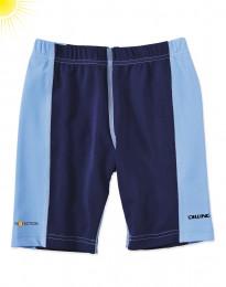Shorts met UV-bescherming voor jongens blauw