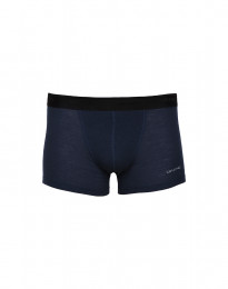 Merinos boxershorts voor heren dusty blue