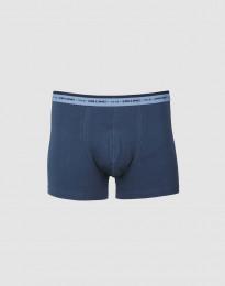 Merinos boxershorts - exclusieve merinowol donkerblauw