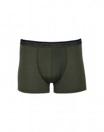 Merinos boxershorts - exclusieve merinowol groen