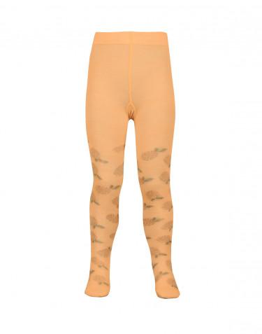 Kinder maillot met motief - geel