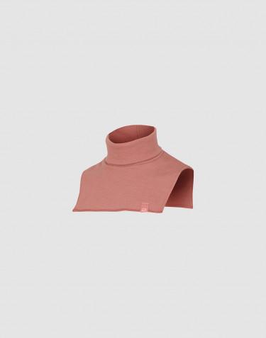 Nekwarmer voor baby's donker roze