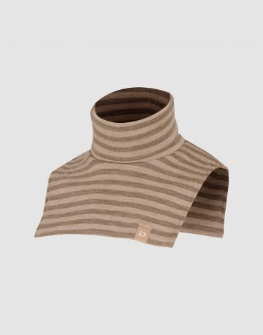Merino wollen nekwarmer voor kinderen
