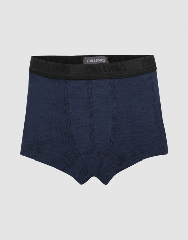 Merino wollen boxershort voor kinderen