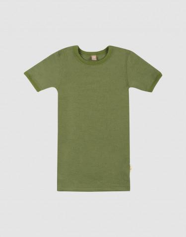 Merino wollen T-shirt voor kinderen