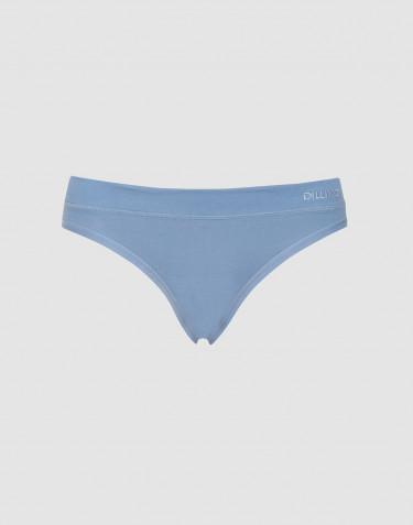 Dilling mini slip voor dames katoen blauw