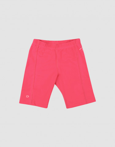Kinder shorts met UV-bescherming UPF 50+ Roze