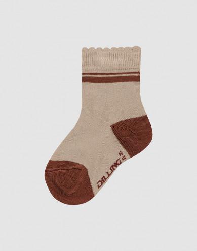 Kinder merino wollen sokken