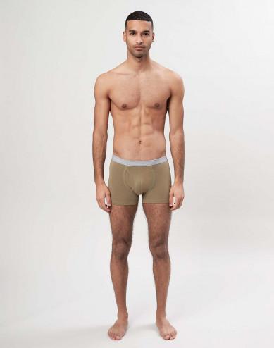3-pack organisch katoenen boxer shorts voor mannen