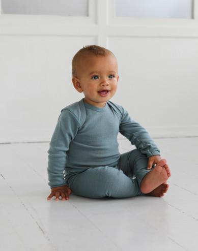 Merino wollen boxpakje voor baby's