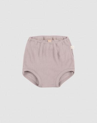 Merino wollen onderbroek voor baby's