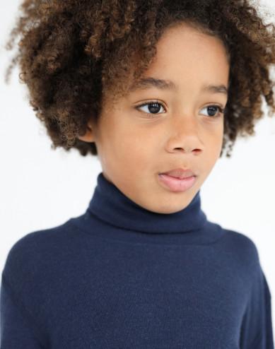 Merino wollen coltrui voor kinderen