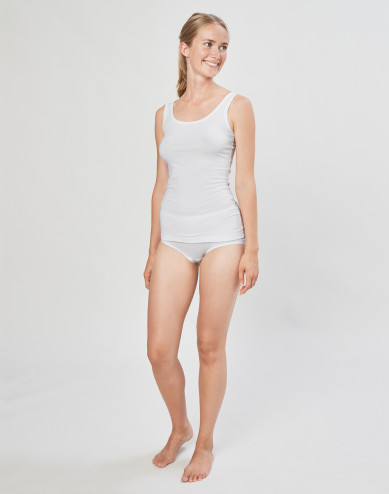 DILLING comfort maxi slip voor dames wit