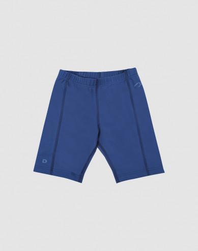 Kinder shorts met UV-bescherming UPF 50+ Blauw