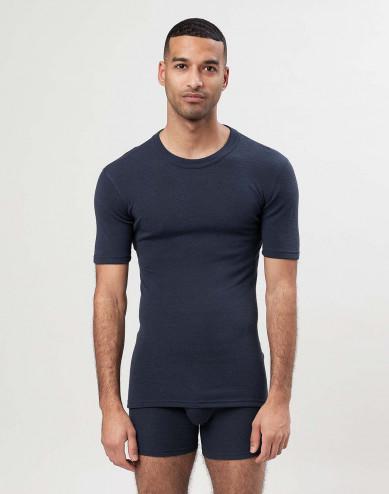 Heren T-shirt van merinowol